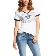 REAL Cowgirl Tee
