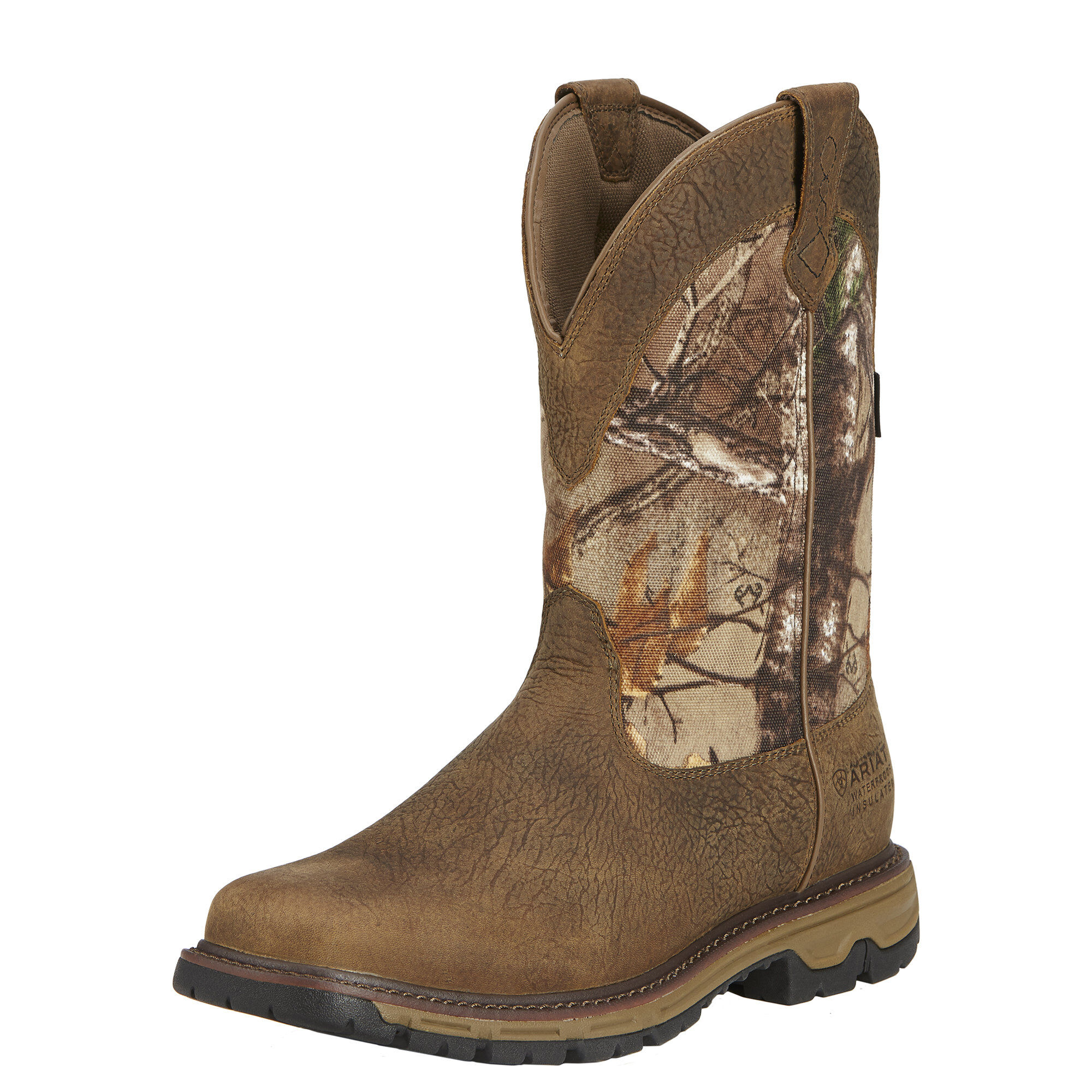 Conquest Pull-On Waterproof 400g Hunting Boot