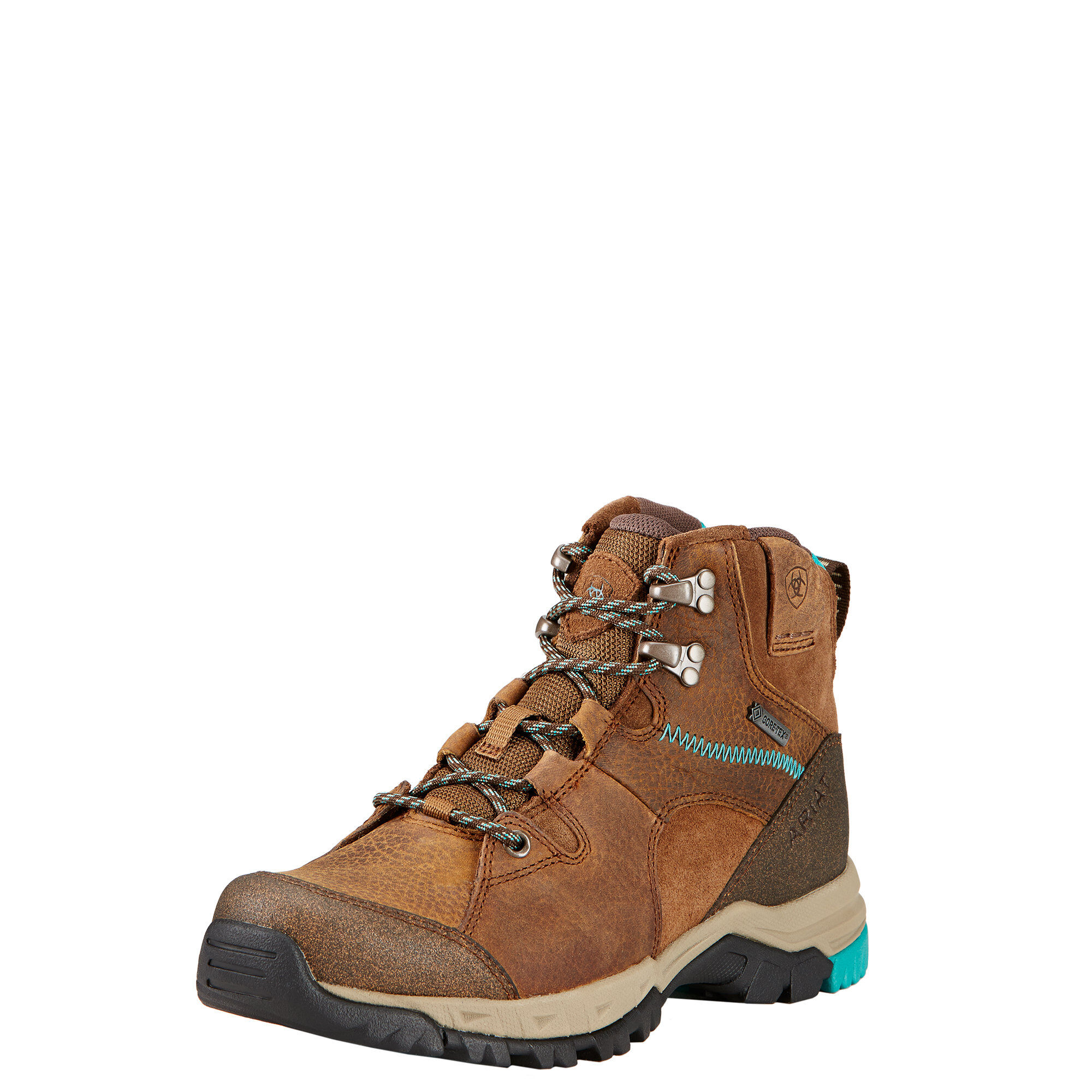 Womens Boots ariat mid skyline gtx taupe rp5z93k2