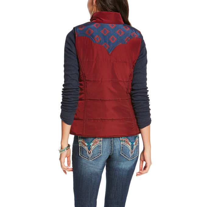 County Reversible Vest