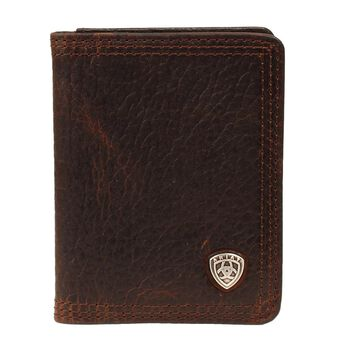 Triple Stitch Bifold Wallet