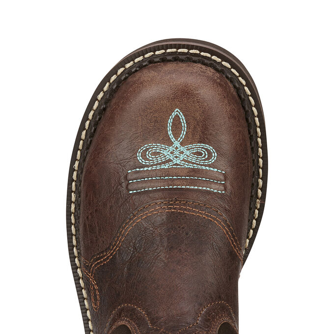 Fatbaby Heritage Dapper Western Boot