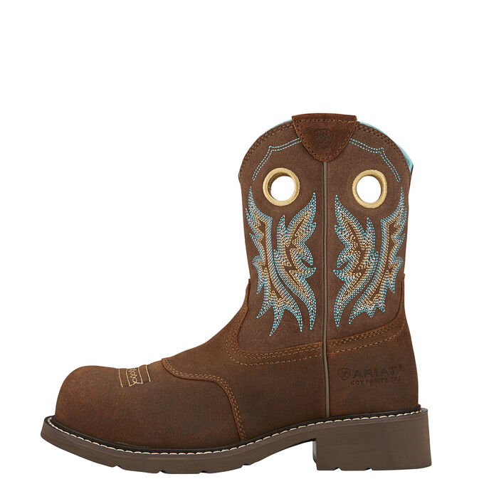 Fatbaby Cowgirl Composite Toe Work Boot