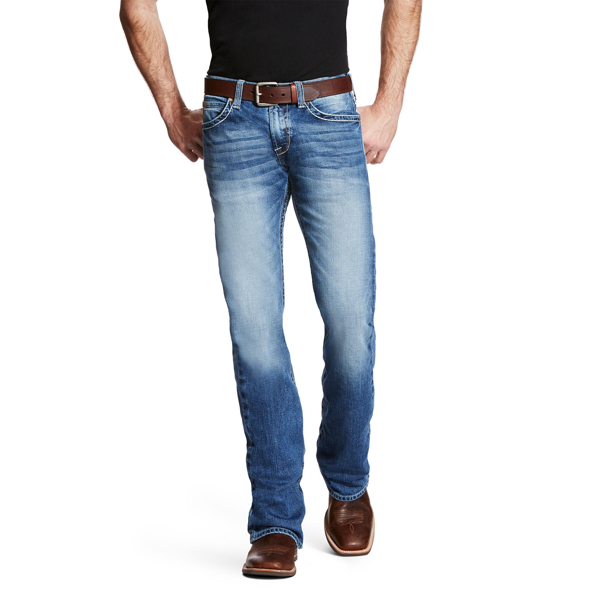 M7 Rocker Boot Jagger Stretch Boot Cut Jean