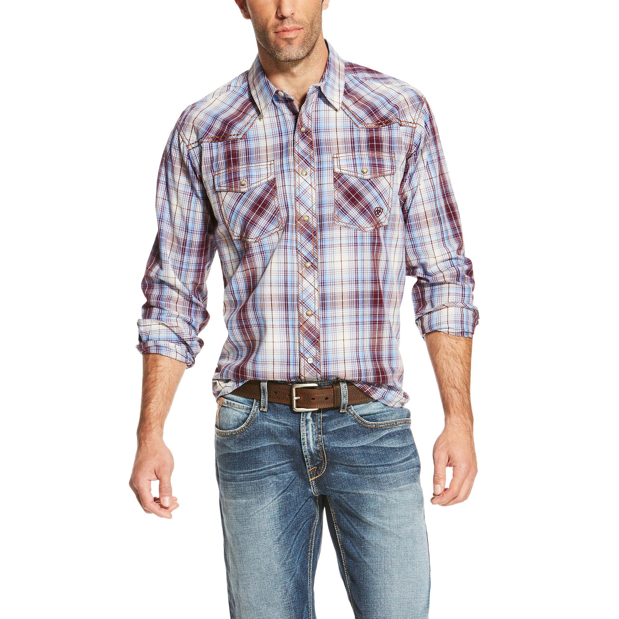 Ulmar Retro Shirt