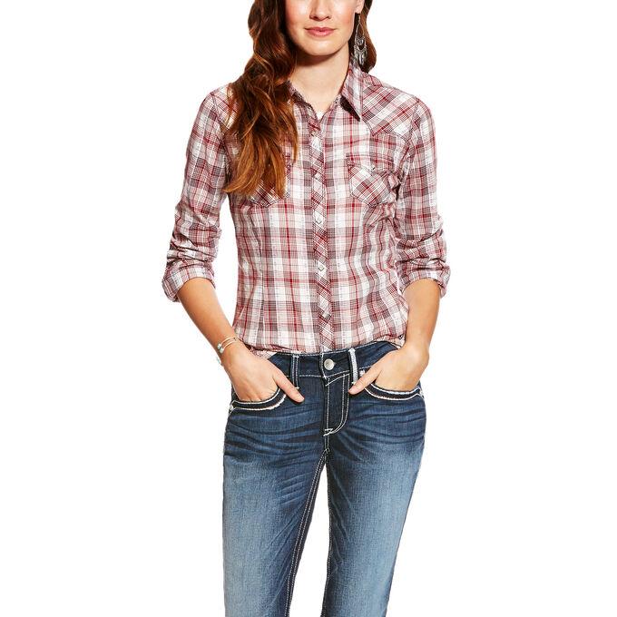 Leona Snap Shirt