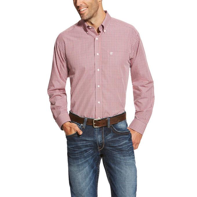Wrinkle free wf vergil shirt for Best wrinkle free shirts