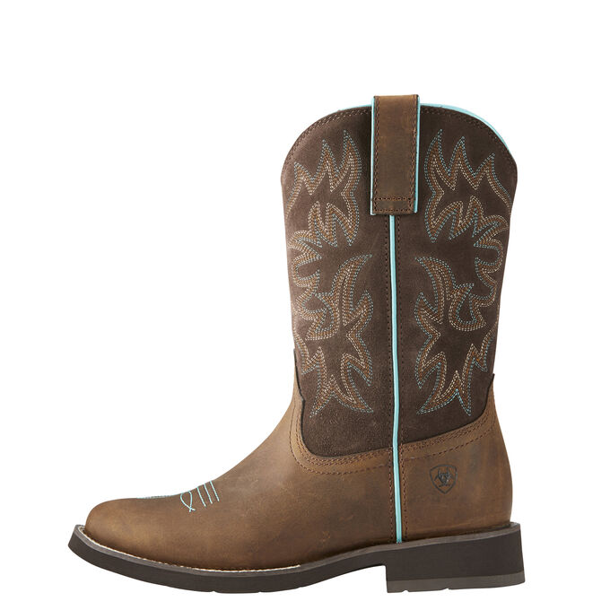Delilah Western Boot