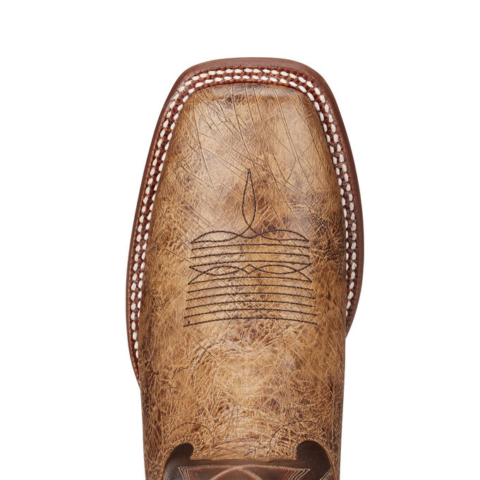 Fast Action Western Boot
