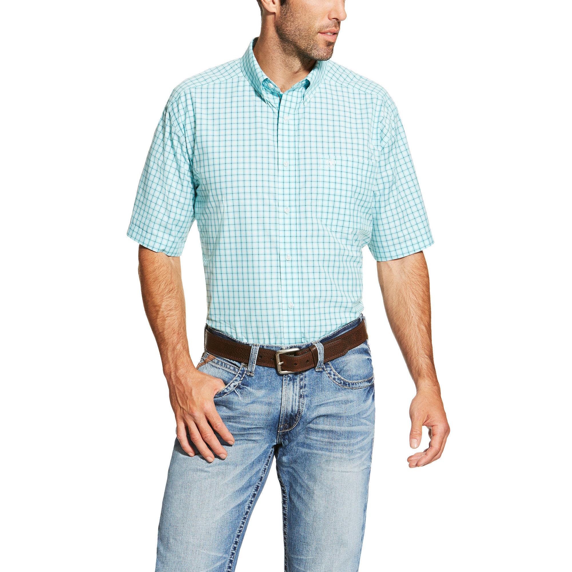 Nawton SS Perf Shirt