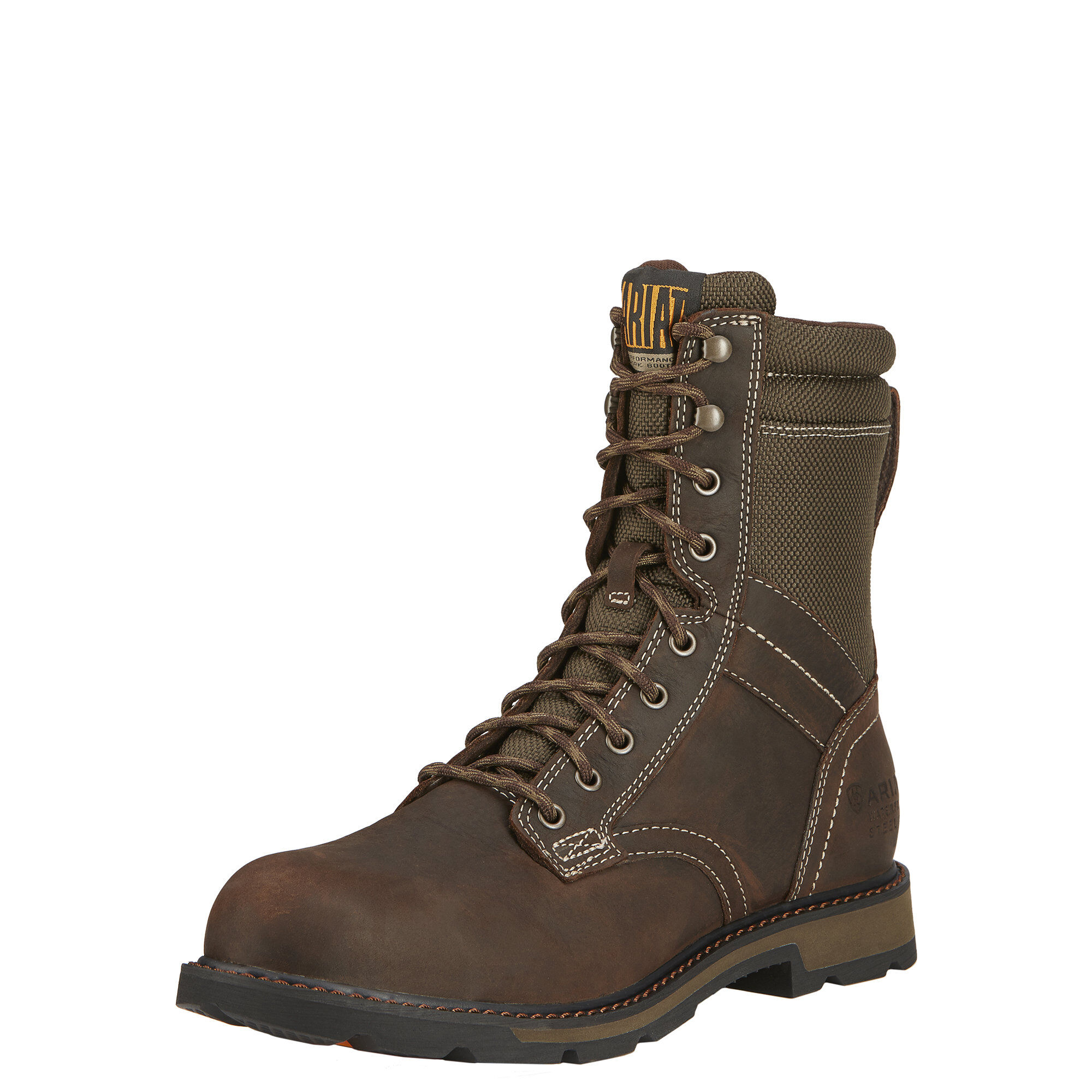 Groundbreaker 8 Quot Waterproof Steel Toe Work Boot