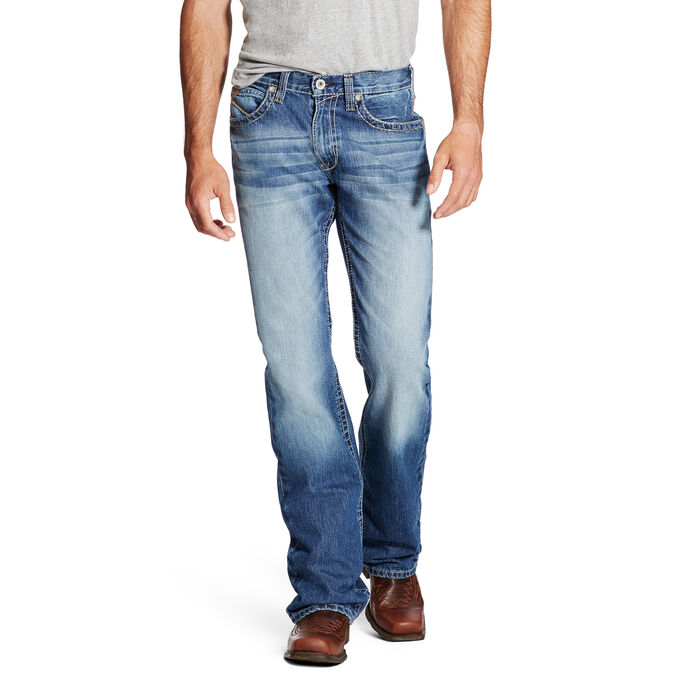 M5 Slim Drifter Jean
