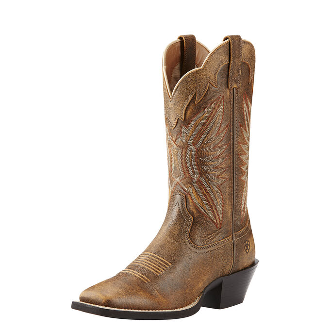 Round Up Outfitter Western Boot