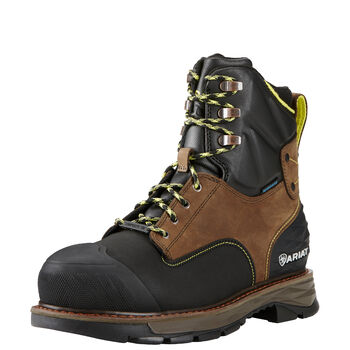 "Catalyst VX 8"" Waterproof Composite Toe Work Boot"
