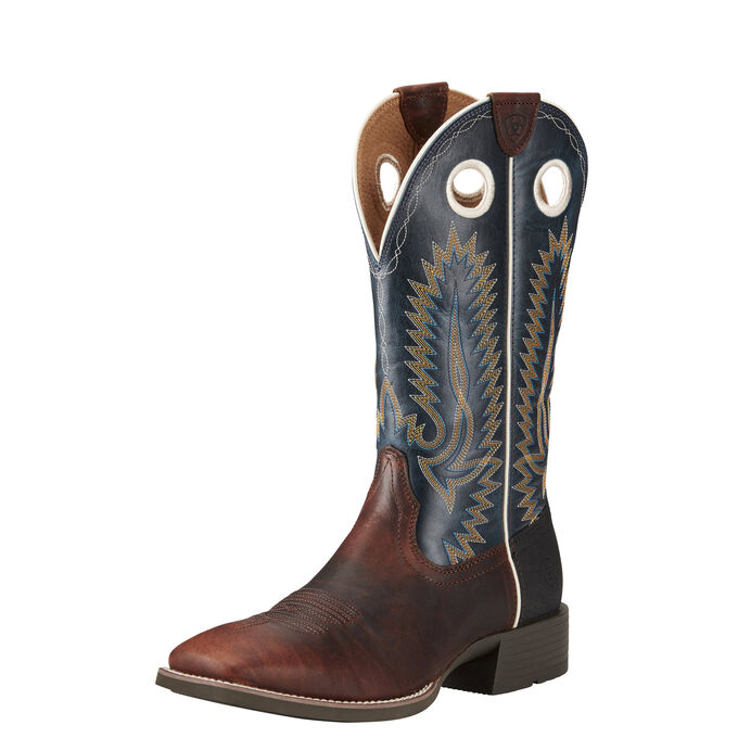 Heritage High Plains Western Boot