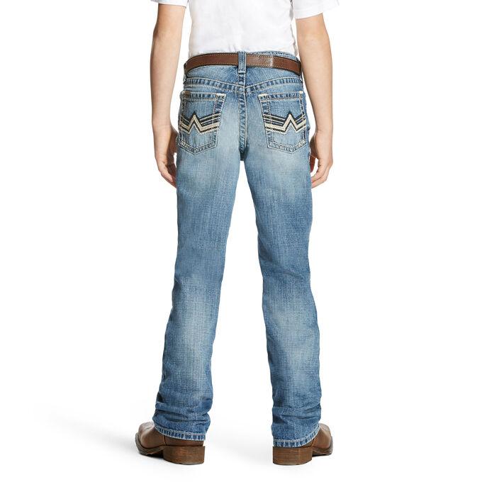 B4 Relaxed Bonner Boot Cut Jean