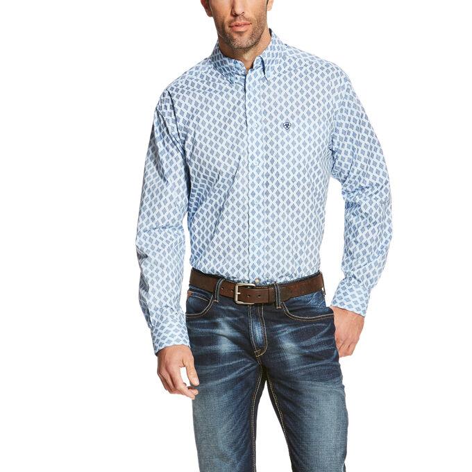 Raymer Print Shirt