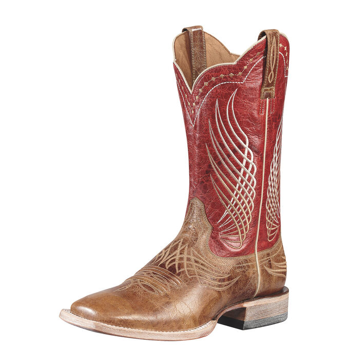 Mecate Western Boot