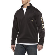 Team Logo 1/4 Zip