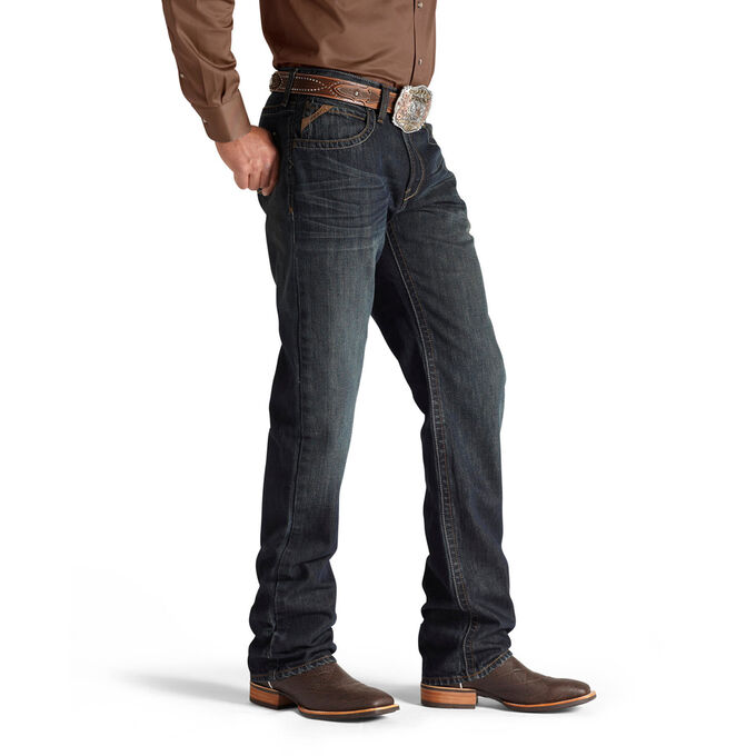 M3 Loose Dusty Road SC Stackable Straight Leg Jean