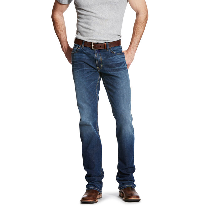 Relentless Relaxed Fit Highway Performance Stretch Boot Cut Jean