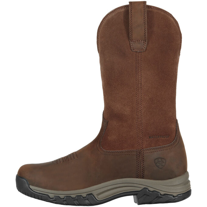 Terrain Pull-On Waterproof Boot