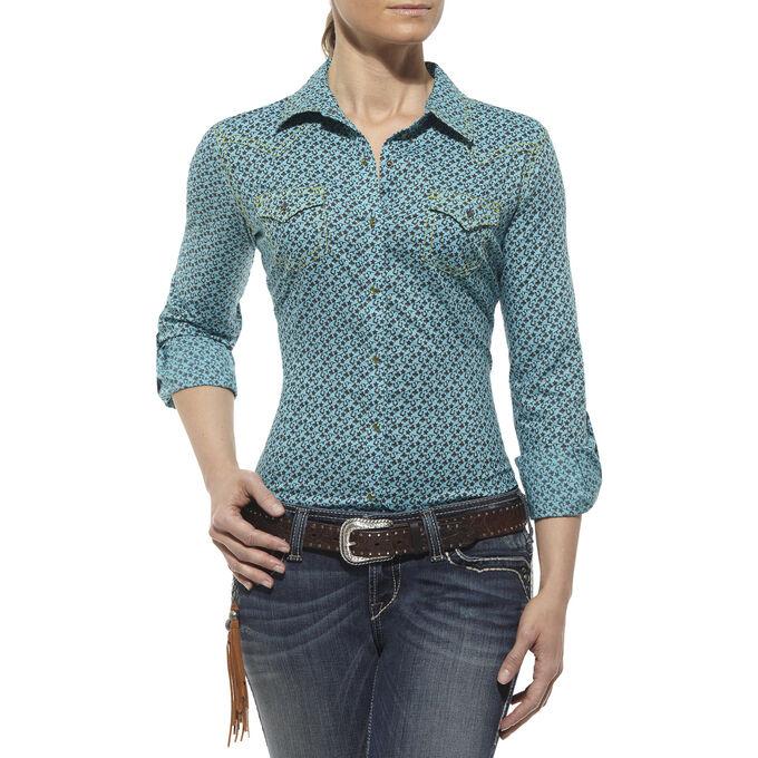 Horseshoe Print Shirt