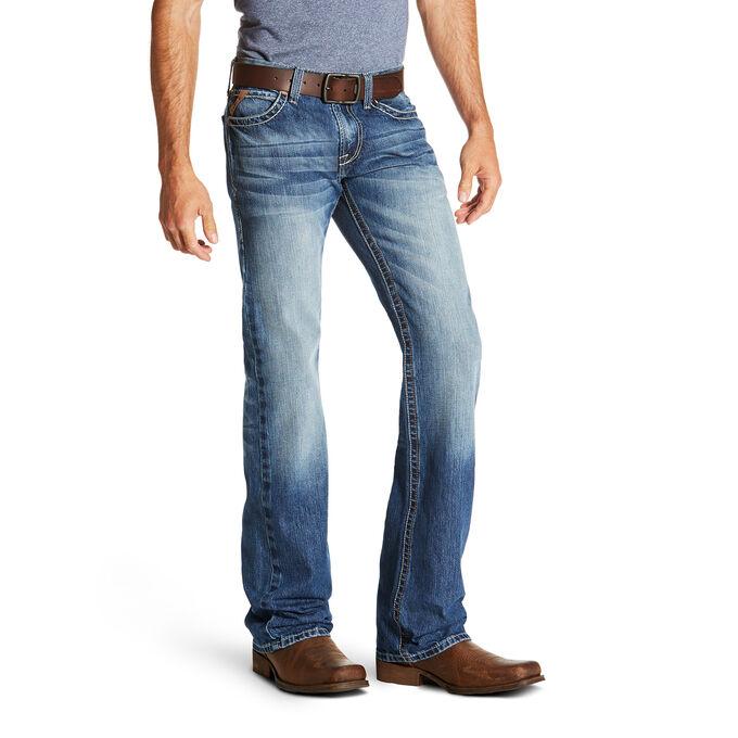 M7 Rocker Cooper TekStretch Boot Cut Jean