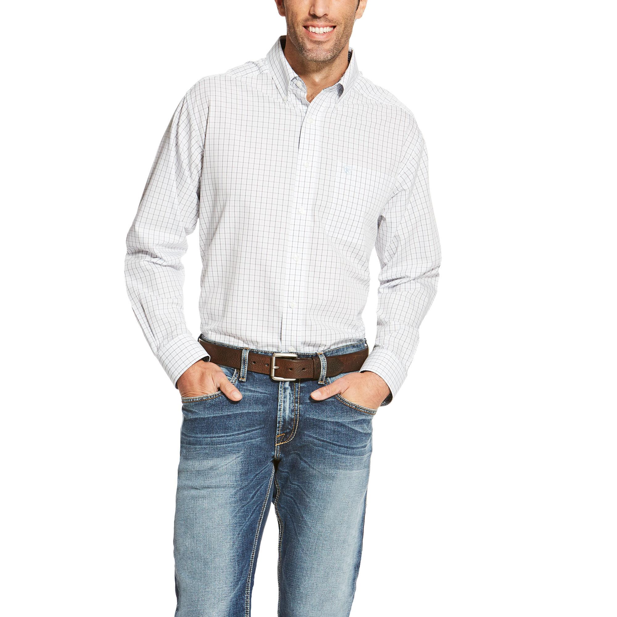 Wrinkle Free Ventura Shirt