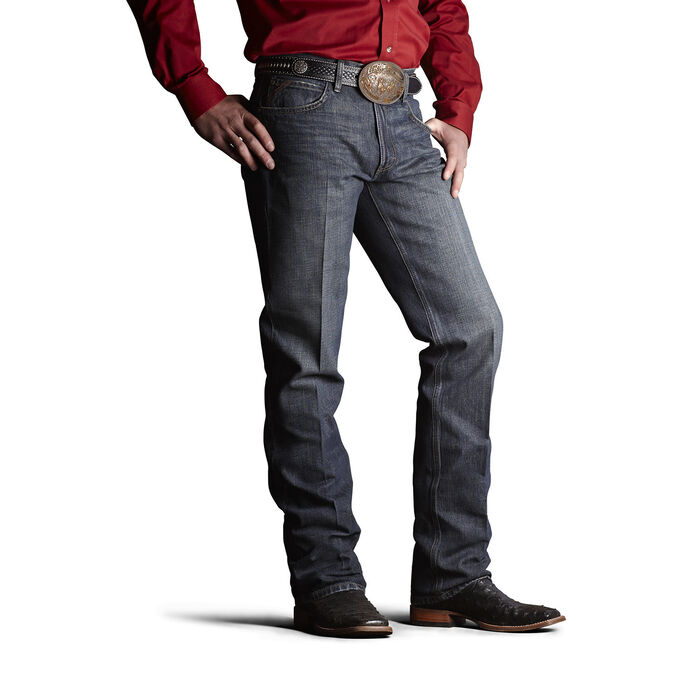 M2 Relaxed Swagger Boot Cut Jean