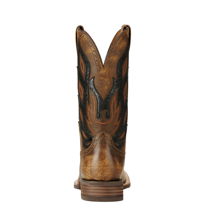 Nighthawk Western Boot