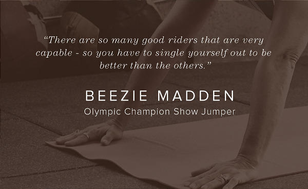 Beezie Madden - Olympic Champion Show Jumper