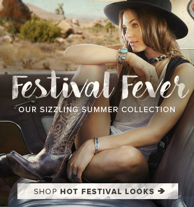 Festival Fever - Our Sizzling Summer Collection