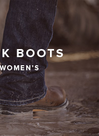 H2O Work Boots - Women's