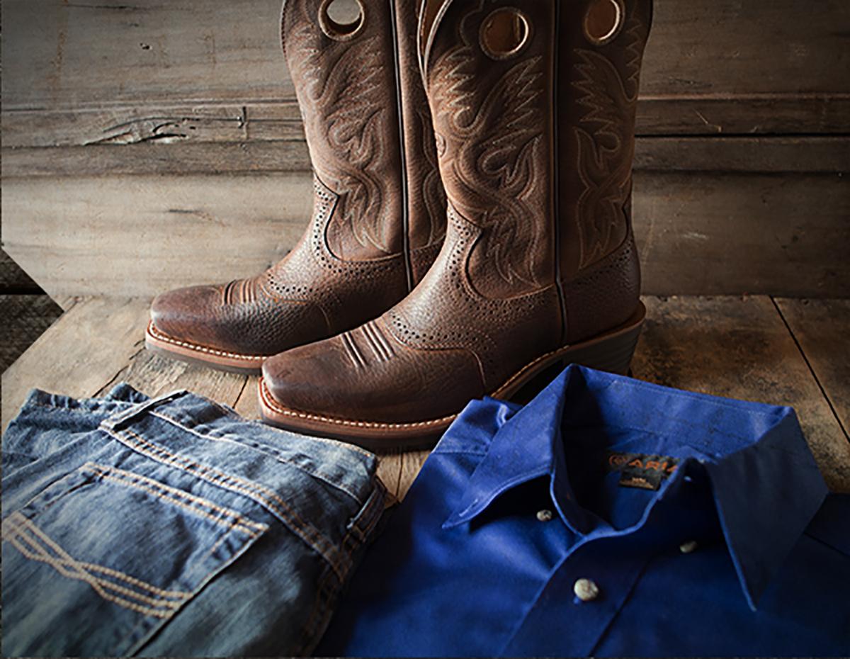 Cowboy chat