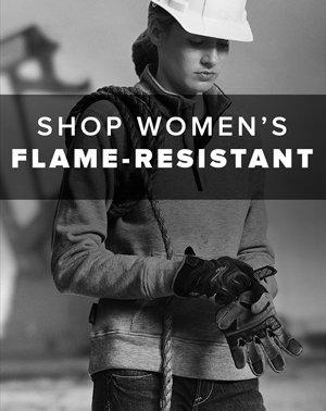 Work Wear Headquarters - Women's Flame-Resistant