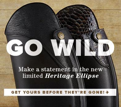 Go Wild - Heritage Ellipse