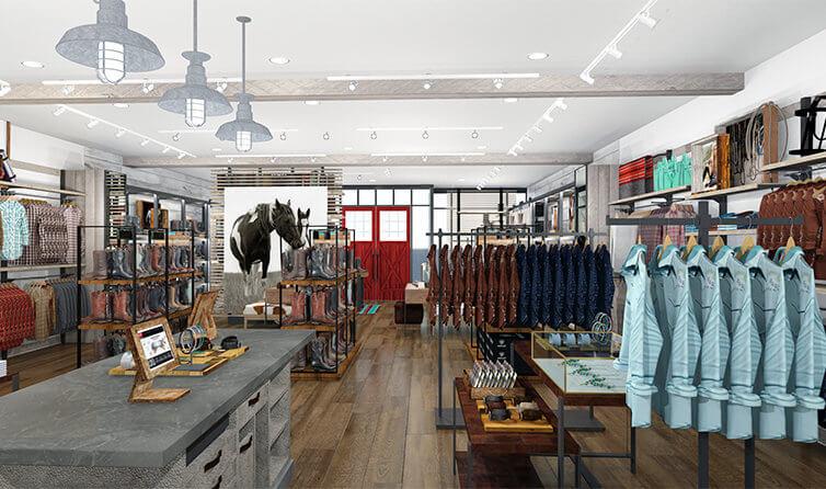 Ariat Fresno Shop Image