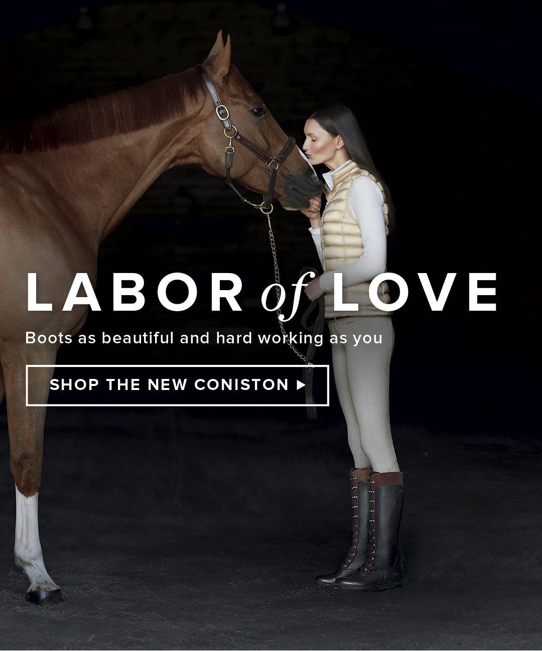 Labor of Love - Shop the New Coniston