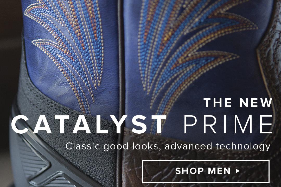 The New Catalyst Prime - Men's
