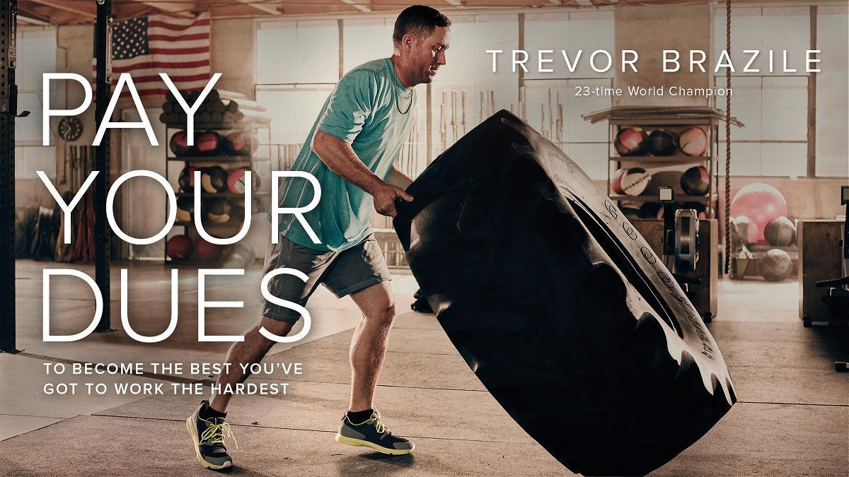 Trevor Brazile - 23-time World Champion