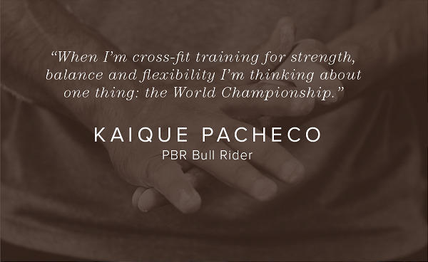Kaique Pacheco - PBR Bull Rider