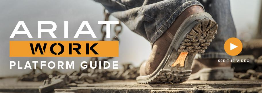 Ariat Work Platform Guide