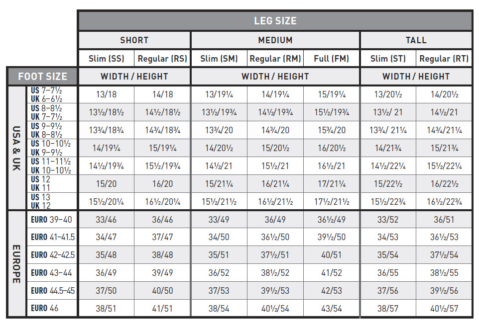 ariat chaps size chart size charts ratelco