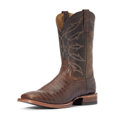 Circuit Scrapper Western Boot