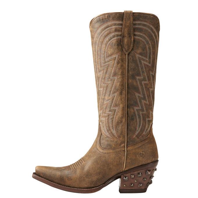 Diamante Western Boot