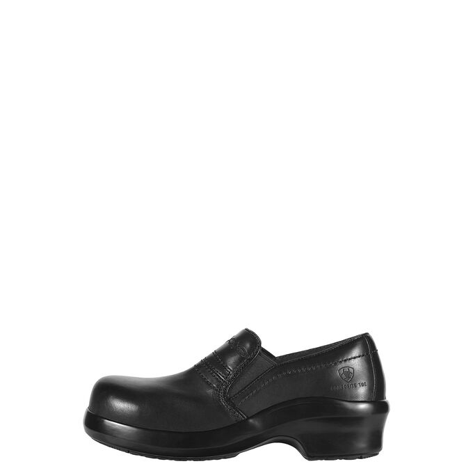 Women's Composite Toe Clog Work Boots