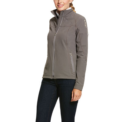 Agile Softshell Water Resistant Jacket