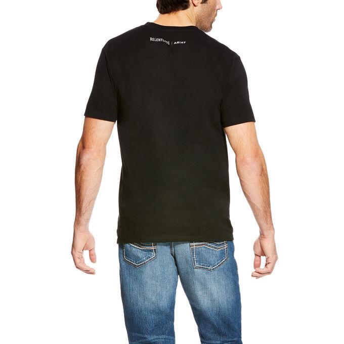 Relentless Metal Logo Logo T-Shirt