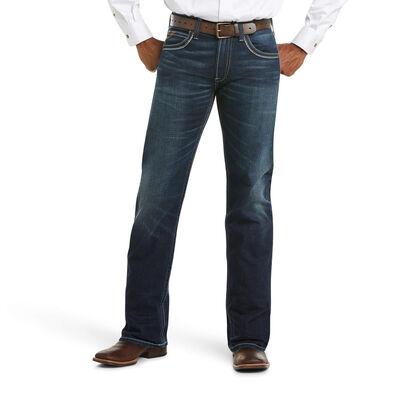 M5 Slim Stretch Coltrane Stackable Straight Leg Jean